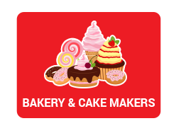 Bakery & Cake Makers