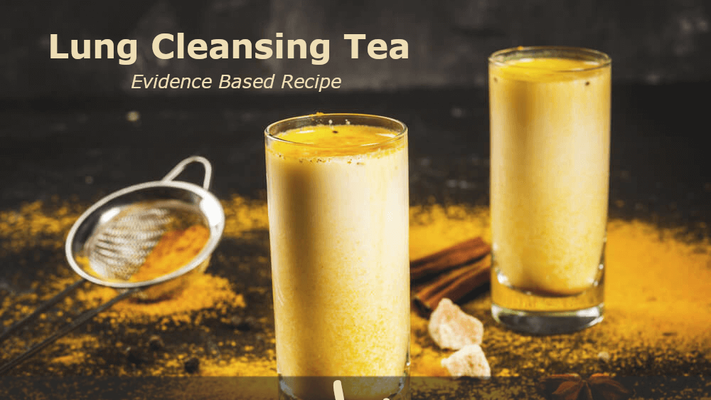 Lungs Cleansing Tea