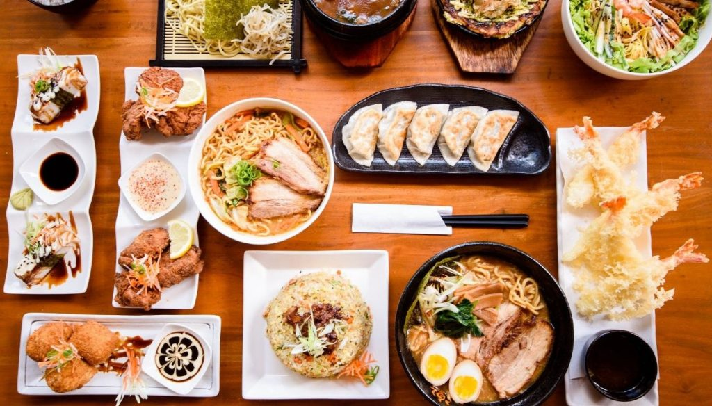 Free Delivery အပြင် 10% Off ပါရမယ့် NK Korean & Japanese Food House