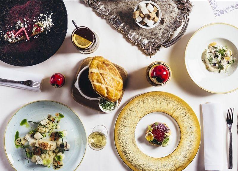 အဆင့်အတန်းမှီမှီ Fine Dining ဘယ်လိုစားသင့်သလဲ