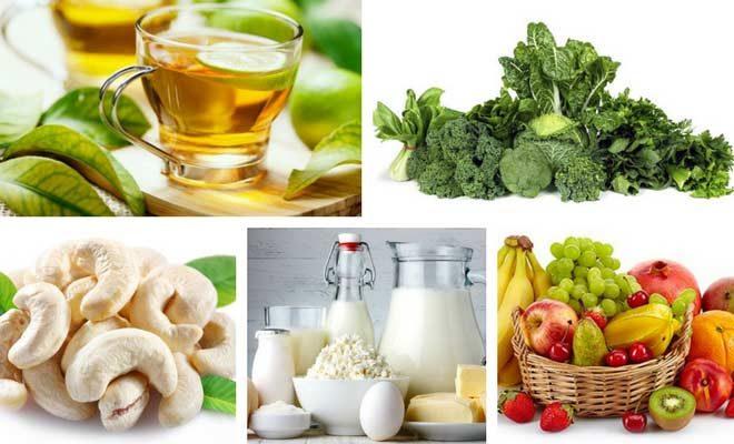ခန္ဓာကိုယ် ခုခံအားစနစ် ကောင်းမွန်စေတဲ့ အစားအစာများ