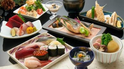 နာမည်ကျော်ကြားလှသော ဂျပန်ရိုးရာအစားအစာများ