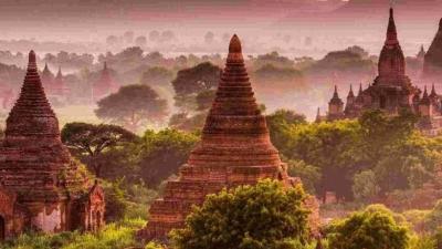 ပုဂံရောက်ရင် စားသင့်တဲ့ မြန်မာဘူဖေး အညာထမင်းဆိုင်